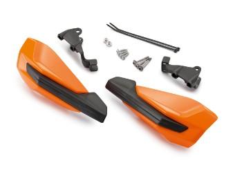 Handschutz kpl. Li+re orange