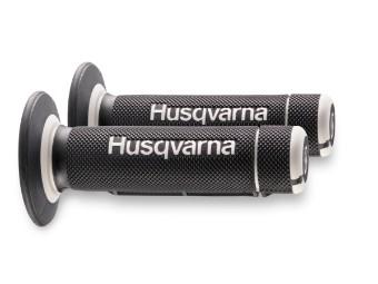Griffset mit Husqvarna Logo