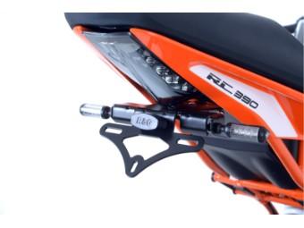 Kennzeichenhalter - KTM RC 125/200/390 '14-