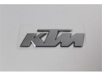 "Aufkleber 3D ""KTM"""