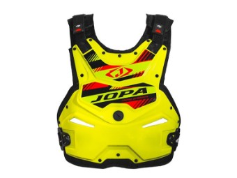 Bodyprotector Voltage Yellow Fluo