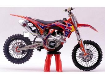 Miniatur Modell KTM Jeffrey Herlings (No 84) 1:12