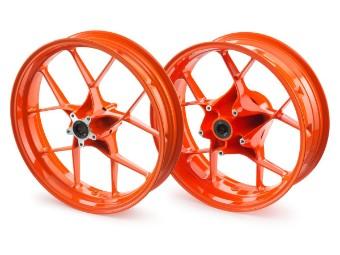 Radsatz 790 / 890 Duke orange