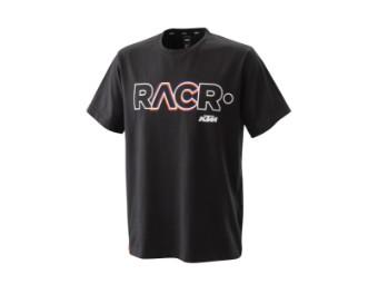 RACR TEE BLACK