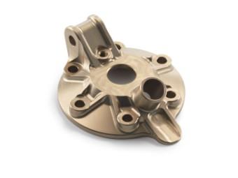 Werkszylinderkopf mit variablem Brennraum