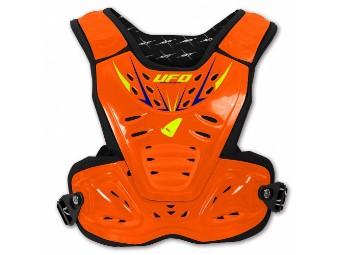 Bodyprotector Reactor 2 Evolution Adult Orange-White