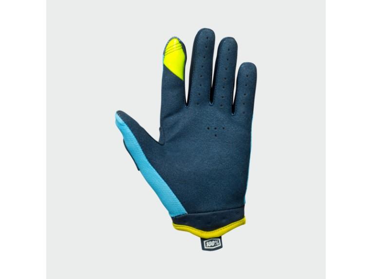 3HS1997103, Kids Itrack Railed Gloves M/6