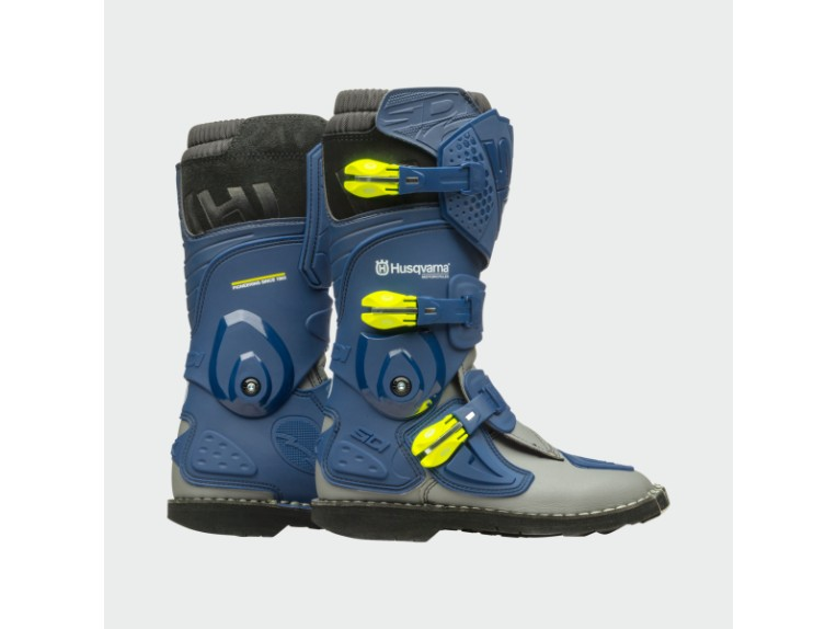 3HS1998301, Kids Flame Boots 32
