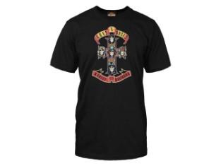 Guns N´Roses T-Shirt Cross