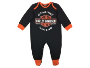 Baby H-D Strampler