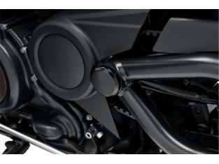 Schwingenabdeckung schwarz - RH1250S