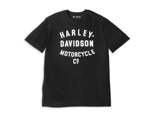T-Shirt Racer Font Motorcycle