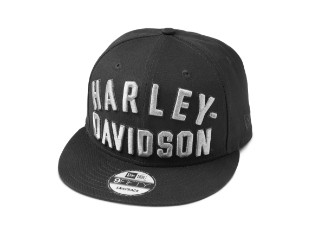 Cap 9Fifty Arched Graphic Silver
