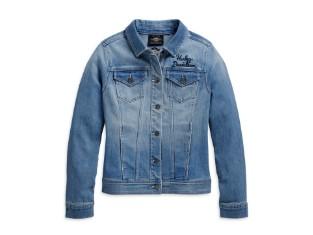 Jeansjacke Denim Blue
