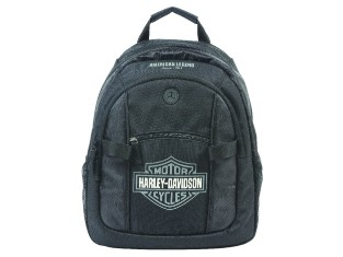 Rucksack B&S Day Pack Gry-Blk