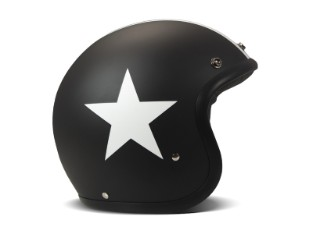 Vintage Helm Star Black DMD