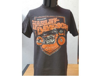 T-Shirt Old Fashioned Steel
