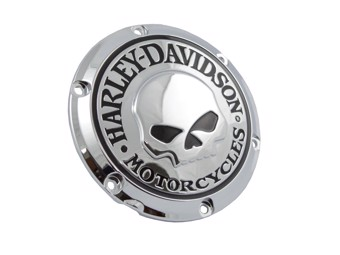 Derby Deckel - Willie G Skull Kollektion