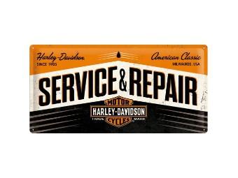 Blechschild Service & Repair