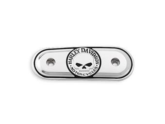 Luftfilter Zierblende - Willie G Skull Kollektion