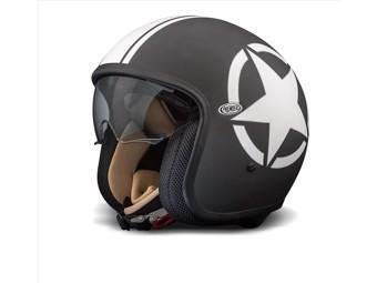 Helm Vintage Star 9BM von Premier