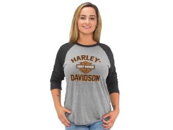 T-Shirt 3/4 Jersey