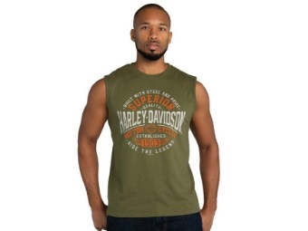 Shirt Muscle Foundation