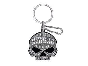 Schlüsselanhänger Sugar Skull Enamel