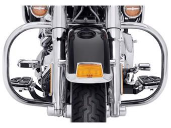 Motorschutzbügel Chrom - FX Softail 00 - 17