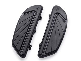 Fahrer-Trittbretter Airflow Kollektion Black