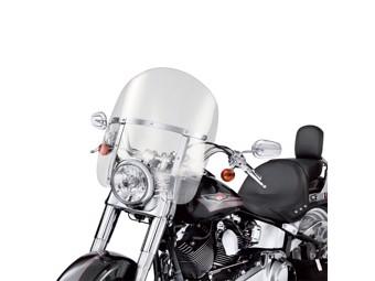 Windschutzscheibe passend für Zusatzscheinwerfer, abnehmbar, King-Size