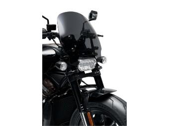 Quick-Release Compact Windschild Sportster S - RH1250S
