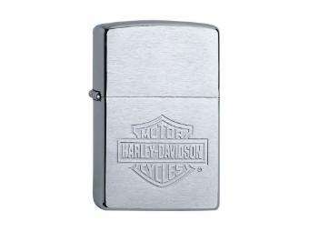 Zippo H-D Bar & Shield Blank