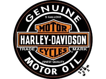 Puzzle H-D Motor Oil