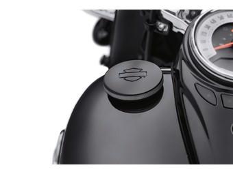 Custom-Tankdeckel Diamond Black