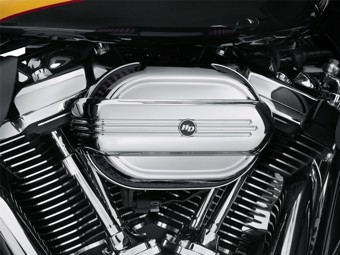 Luftfilter Zierblende - Defiance Kollektion - Milwaukee Eight
