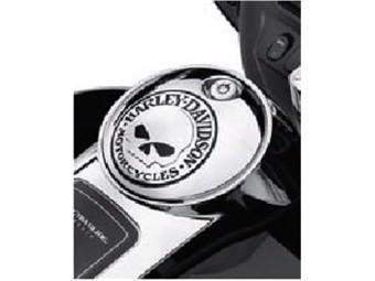 Tankkonsolenklappe Willi G Skull Kollektion