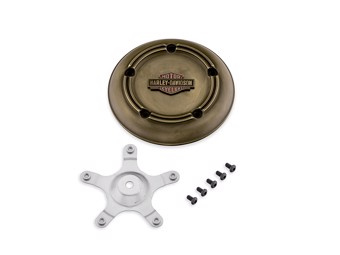 Luftfilter-Zierblende - Brass Kollektion