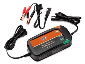 Witterungsbeständiges Batterieladegerät