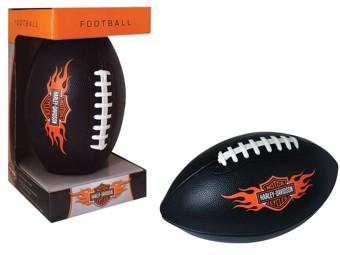 Football Harley-Davidson Flames