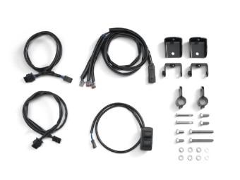 Zusatzscheinwerfer-Einbausatz - Touring ab 14