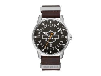 Armbanduhr Mens H-D Schriftzug