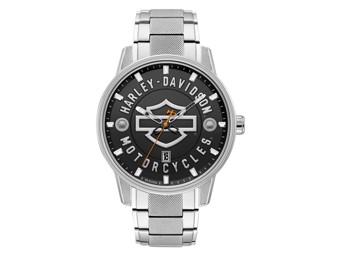 Armbanduhr HD Schriftzug