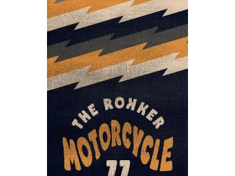 Halstuch Motorcycle 77 Rokker
