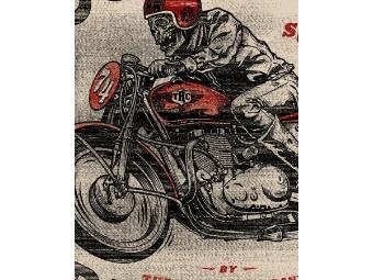 Halstuch Lost Riders Rokker