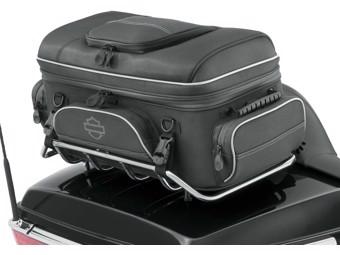 Onyx Premium Gepäckkollektion Tour-Pak Gepäckträger-Tasche