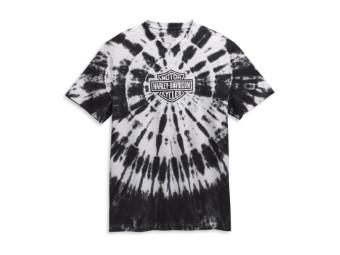 T-Shirt Tie Dye Black