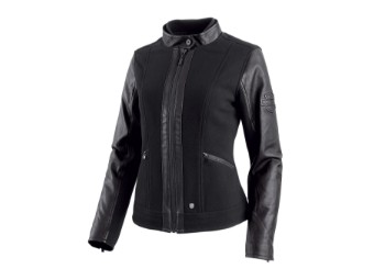 Freizeitjacke Leather Accent