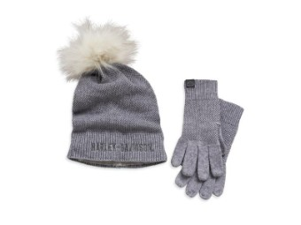 Set Mütze & Handschuhe