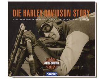Buch - Die Harley-Davidson Story